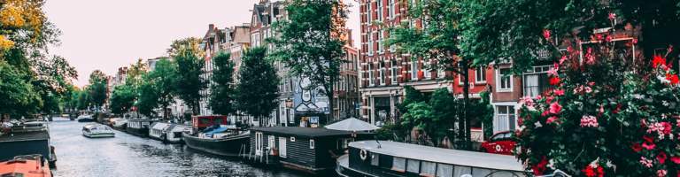 Uniek overnachten in Amsterdam